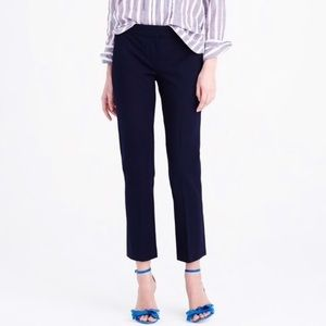 J Crew Campbell cropped pants